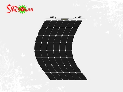 160W Semi-flexible Solar Panel