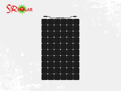 220W Semi-flexible Solar Panel