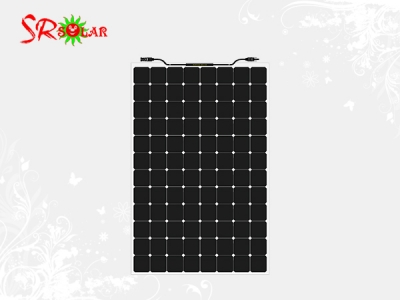 320W Semi-flexible Solar Panel