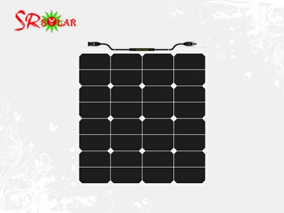 50W Semi-flexible Solar Panel