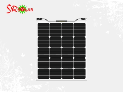 70W Semi-flexible Solar Panel